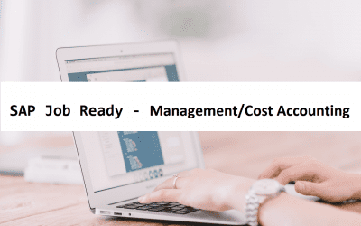 SAP Job Ready Training – Management/Cost Accounting