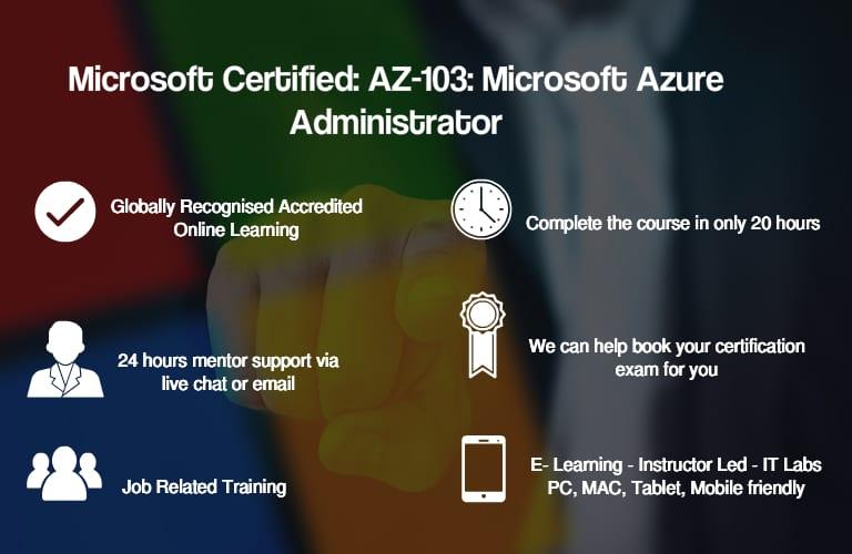 Microsoft Certified: AZ-103: Microsoft Azure Administrator