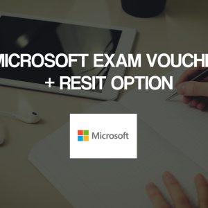 CertHub Exam voucher + Resit