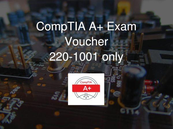 COMPTIA A+ Exam Voucher Certhub