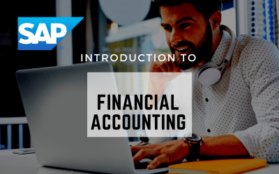 Introduction to SAP ERP – Financial Accounting – Virtual Training